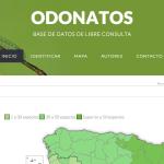 Centralizamos el blog del proyecto Odonatos