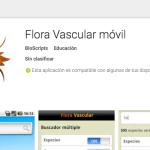 ¿Cómo usar la aplicación móvil de la Flora Vascular?