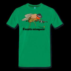 Camiseta Hombre Drosophila melanogánster