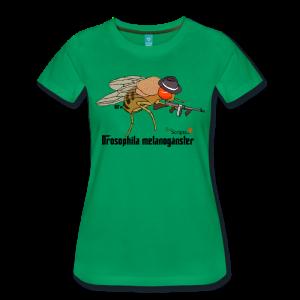 Camiseta Mujer Drosophila melanogánster