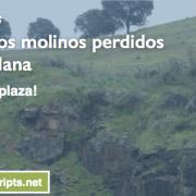 Ruta de los molinos perdidos de Cantillana