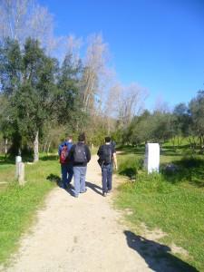 Salida a Hornachuelos con el buen tiempo - marzo 2016