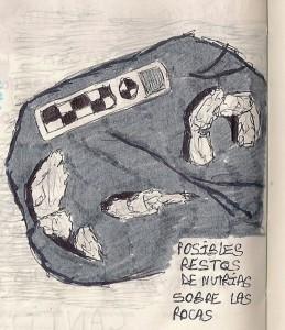 restos nutria molinos