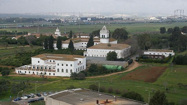 Cortijo de Cuartos, Sevilla. (Imagen obtenida de ABC Sevilla).