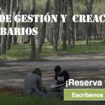 Curso de gestión y creación de herbarios.