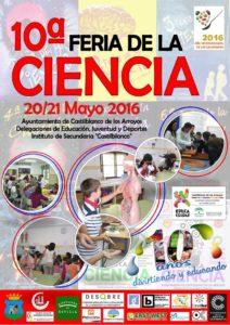 Feria de la Ciencia de Castilblanco de los Arroyos