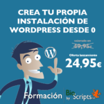 Curso Instalación Wordpress
