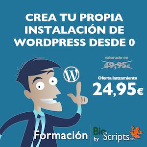 WordPress 1