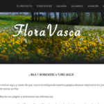 Proyecto: Flora Vasca actualizado